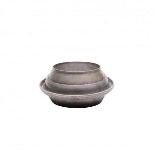 Semigiunto sferico maschio grezzo da ø80 a ø150