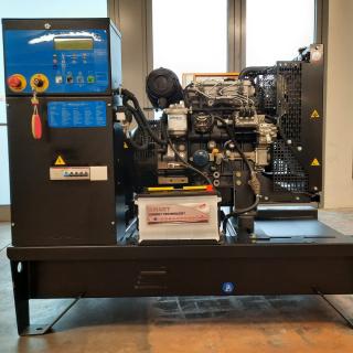 Gruppo elettrogeno 15 kVA