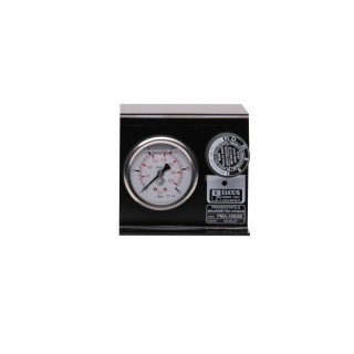 Pressostato manometro acqua PMA-100/00
