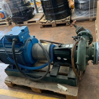 Elettropompa Caprari 55 kW