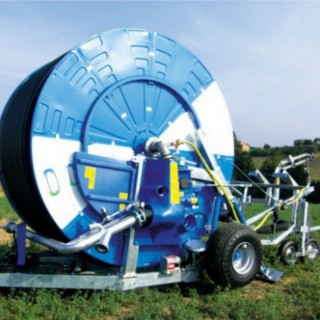 Irrigatore semovente OCMIS IR2/2A ø140 - 350 m