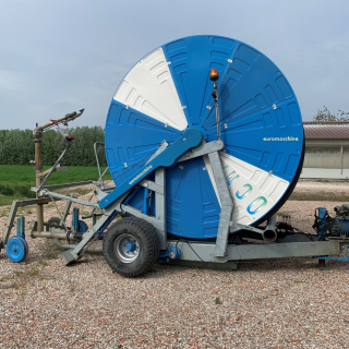 Irrigatore semovente OCMIS VIR7 ø135 - 400 m