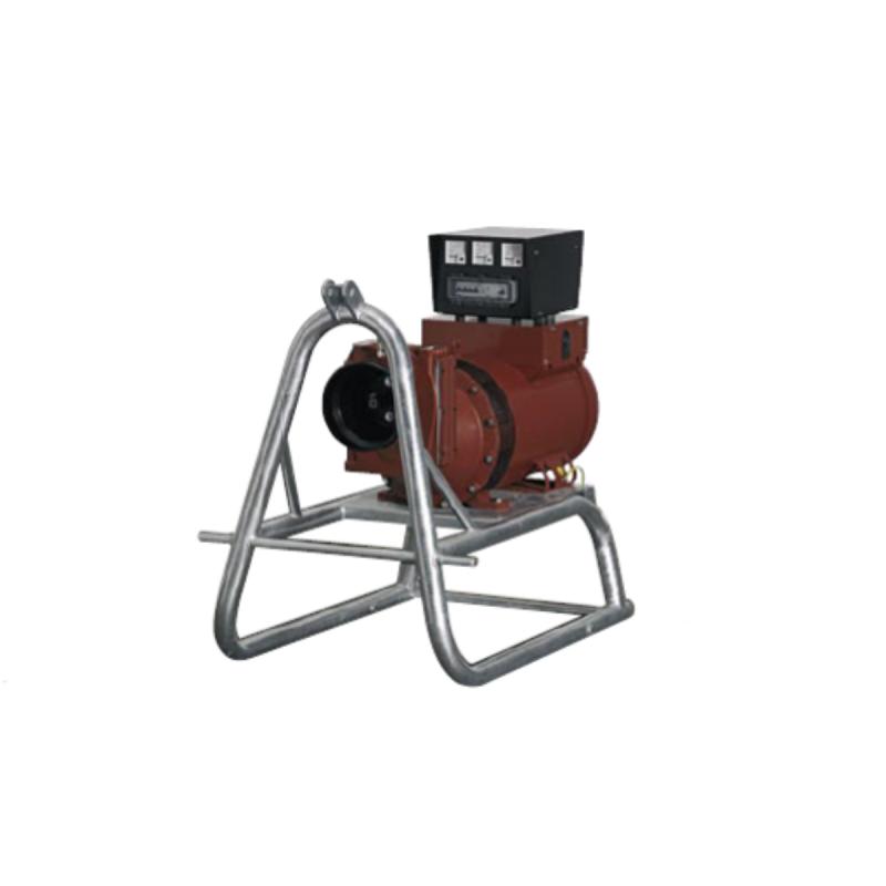Generatore a cardano con slitta